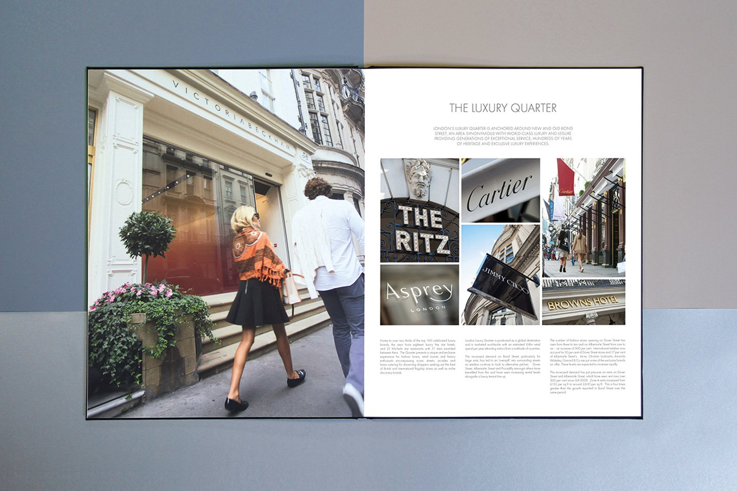 The Arts Club, 40 Dover Street Brochure Attractions