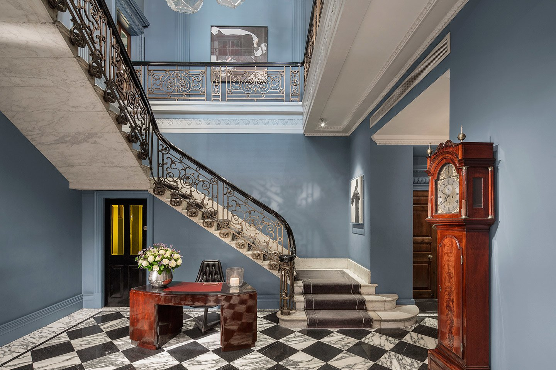 Dover Street Interior