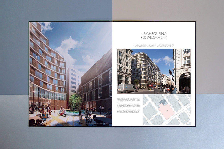 Dover Street Brochure Shot
