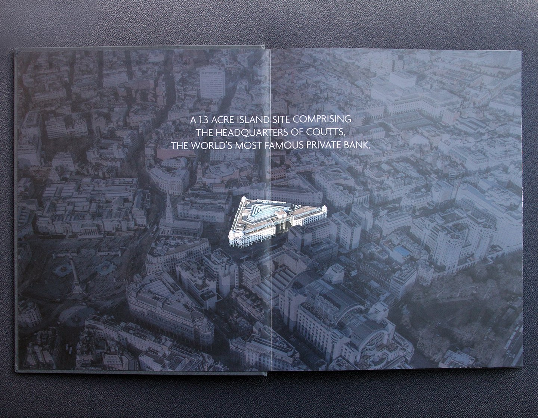 440 Strand Brochure Open