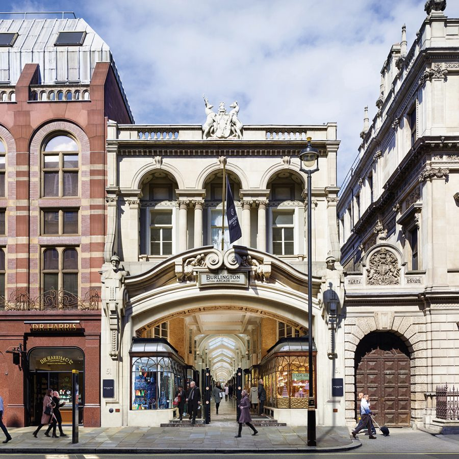 Burlington Arcade Featured