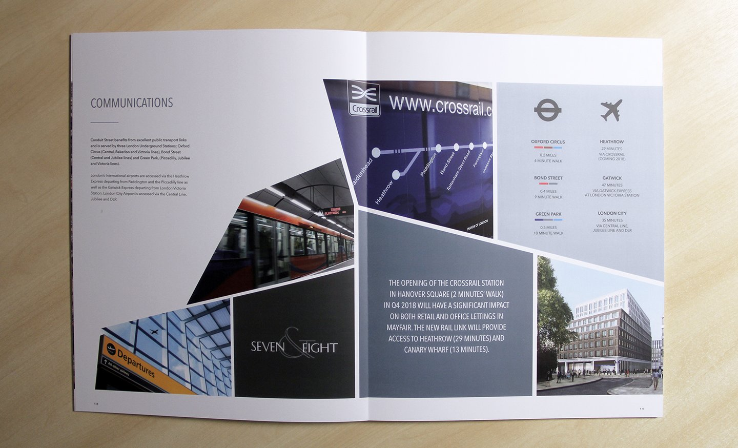 7 & 8 Conduit Street Brochure Open