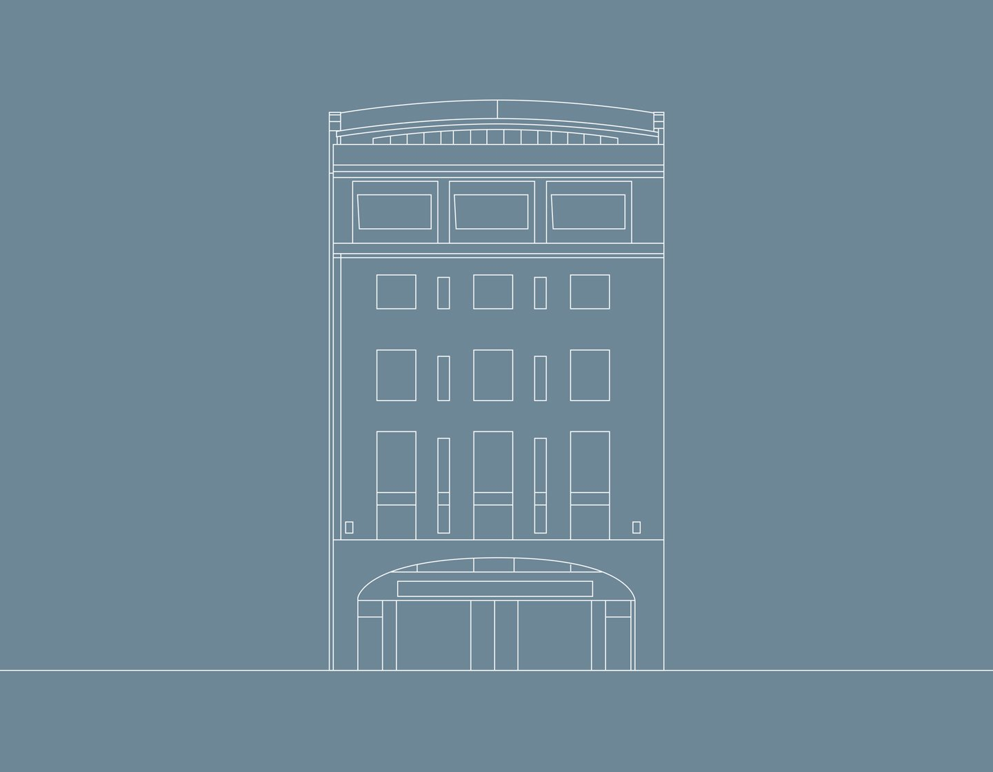 7 & 8 Conduit Street Illustration