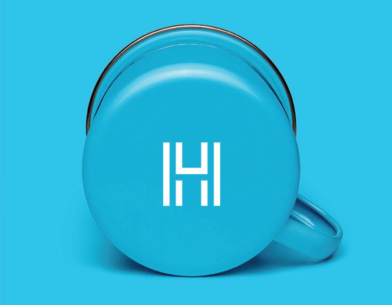 Hox Park Blue Mug