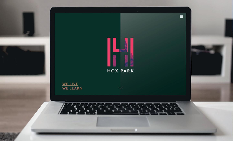 Hox Park Website V2