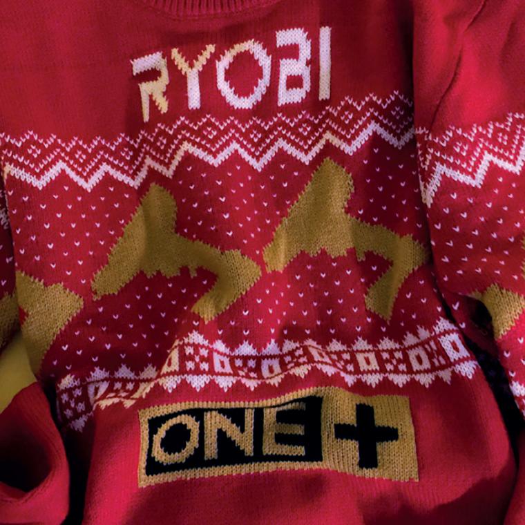 Ryobi ONE+ Christmas at Ours - TCC