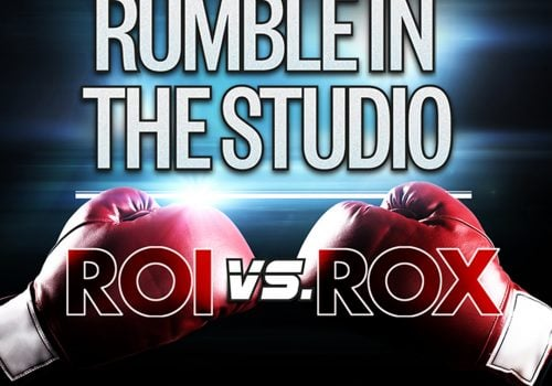 Boxing Gloves - Rumble in the Studio