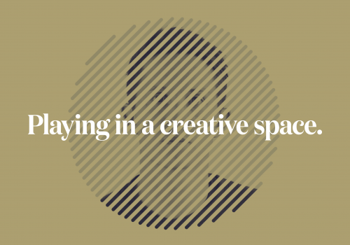 Josh - Playing in a creative space