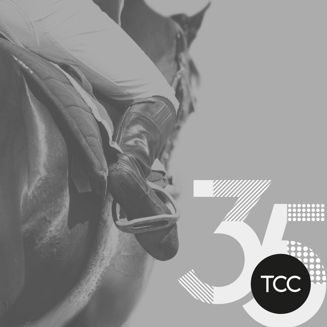 Race Horse 35 Years of TCC