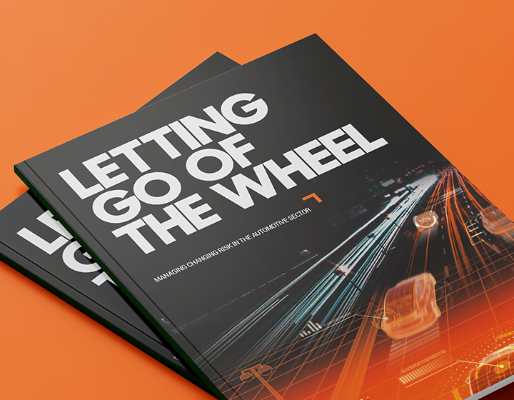 Letting go of the wheel brochure