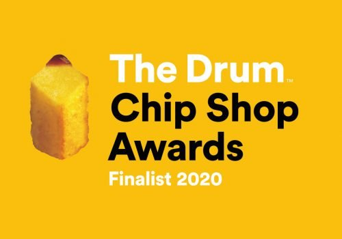 Chip Shop Awards 2020 finalist