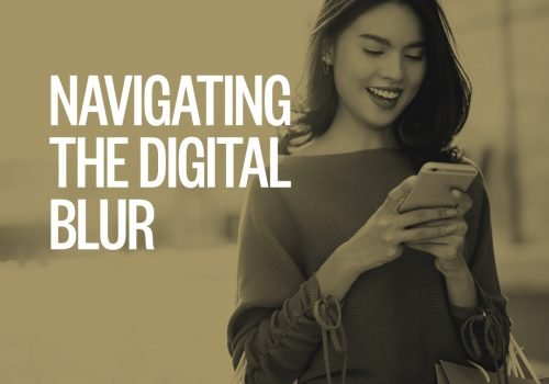 Navigating the Digital Blur